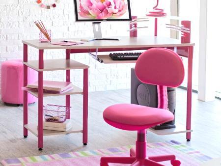 round up the best pink desk chair